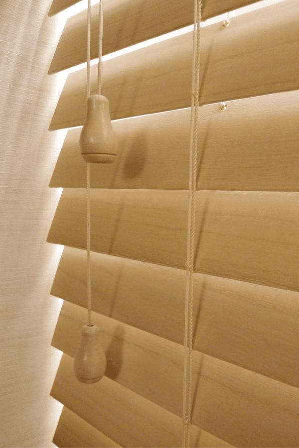 Rèm sáo gỗ Norman 3