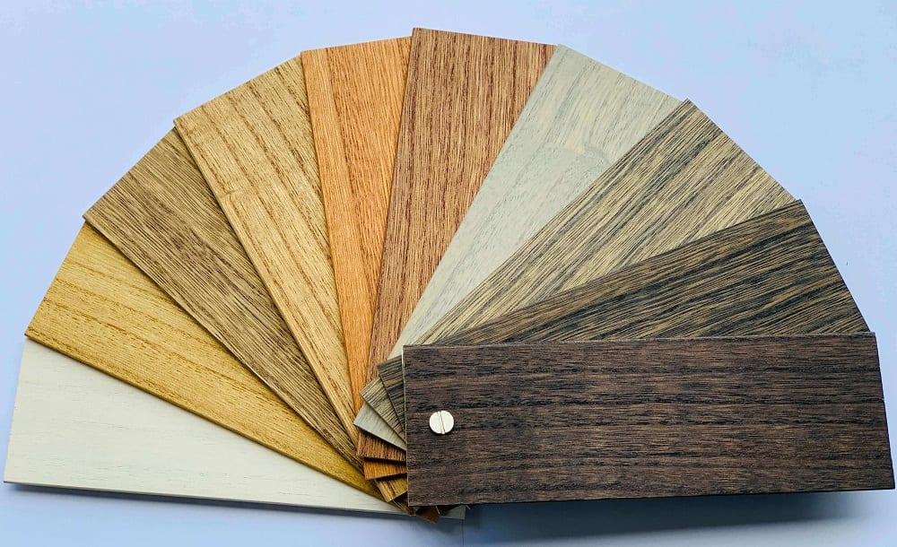 Màu Osmo của rèm cửa gỗ cao cấp