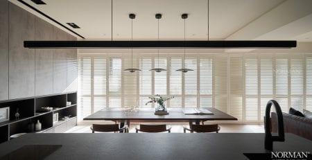 Ánh sáng tự nhiên - Một yếu tố quan trọng trong thiết kế nội thất